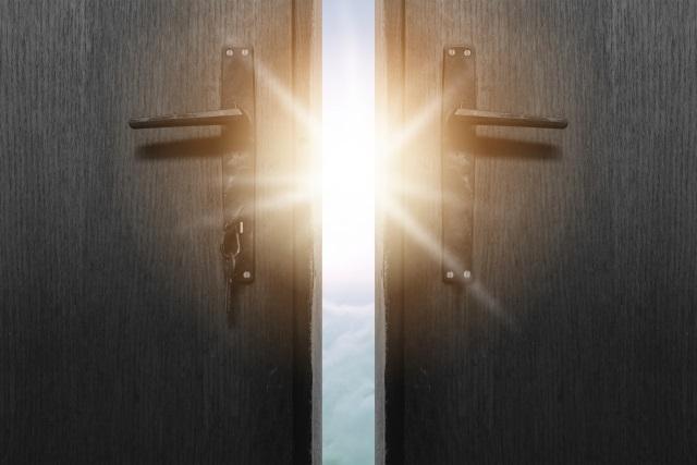 開運!夢の扉を開きます!