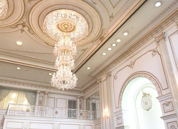 大豪邸に暮らす